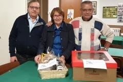 1° Bosco Giovanni 2° Bindi Emma vincitori del torneo di scala 40 - 2019
